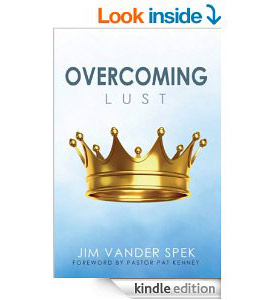 Overcoming Lust Book Cover, link to Amazon Kindle edition