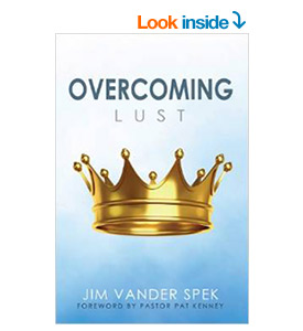 Overcoming Lust Book Cover, link to Amazon Softcover edition